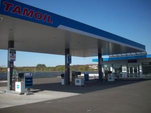 costruzione impianti di carburante
